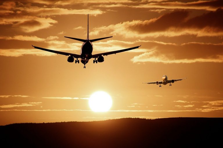 Helpful Ways To Ease Flight Anxiety When Traveling
